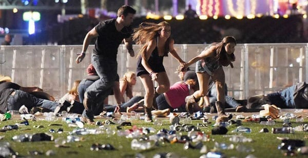 Las Vegas Shooting Victims Showing Extraordinary Recovery