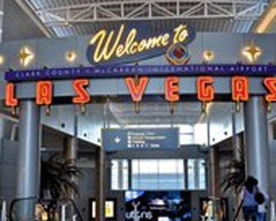 McCarran International Airport Hits A New Passenger Record Since 2007